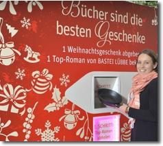 Geschenkeumtauschautomat 2